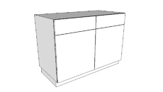 Kitchen Loose Cabinet