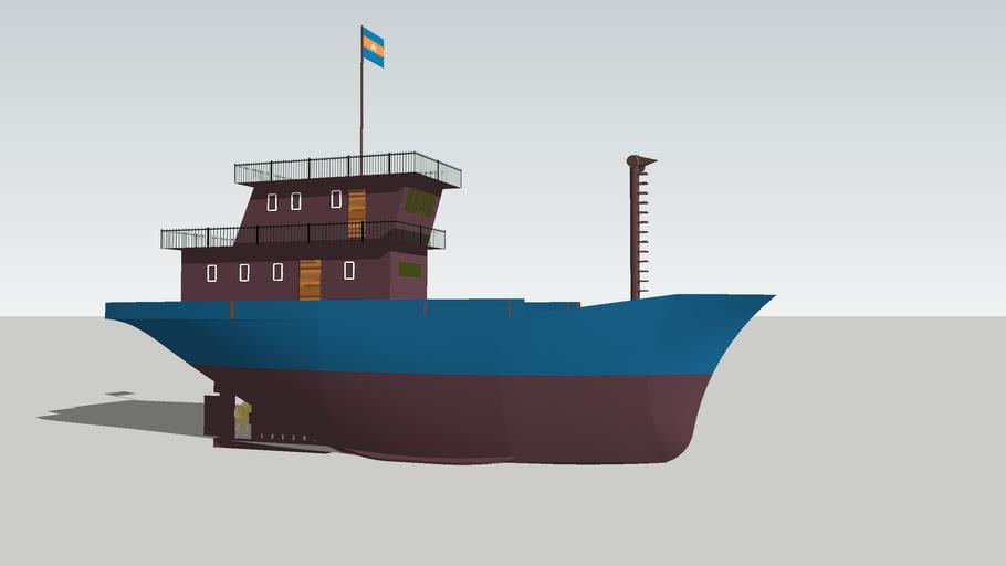 Tàu cá việt nam - LV286.01