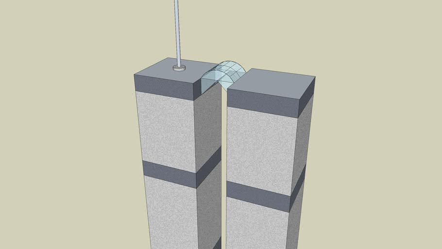 the twin towers VERY BIG, please rate
