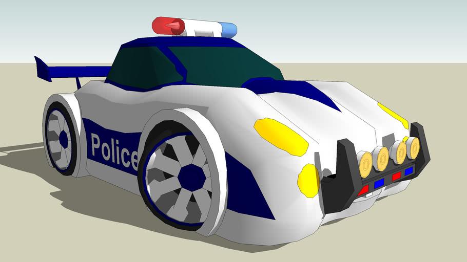 JDS FC-160 Police version