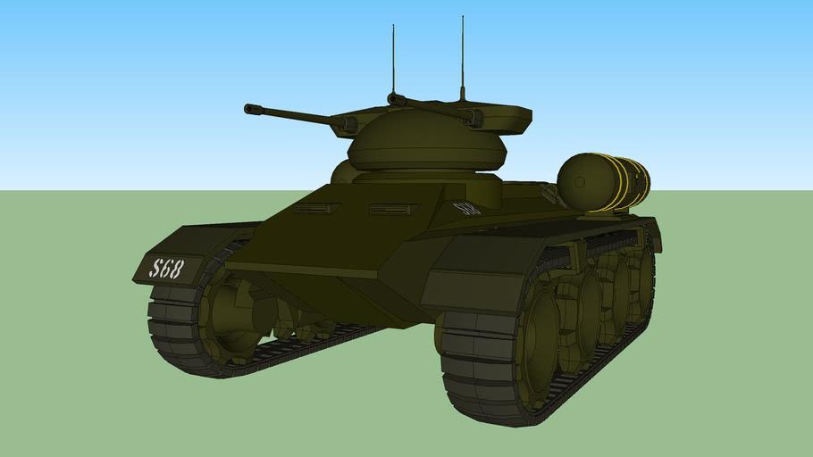 Flametank FT-2000 (Dragon)
