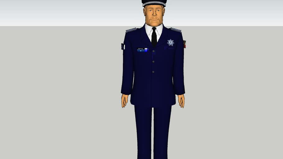director general de seguridad publica y policia vial