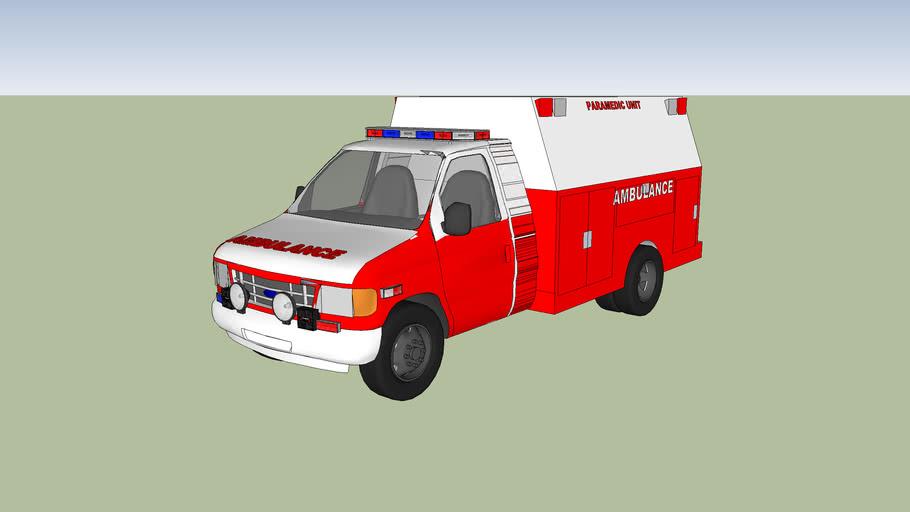 ambulance paramedic unit city kansas
