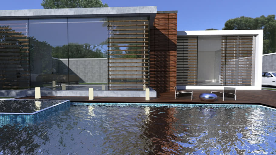 moderne house