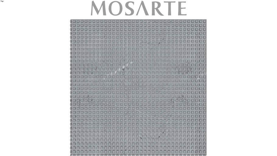 Mosarte Dagô Platinum Light Cross (702353)