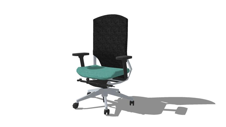 ERGOTANGO sillón giratorio sin cabezal