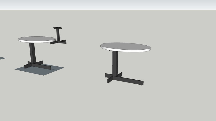 JUSTOUT TABLE