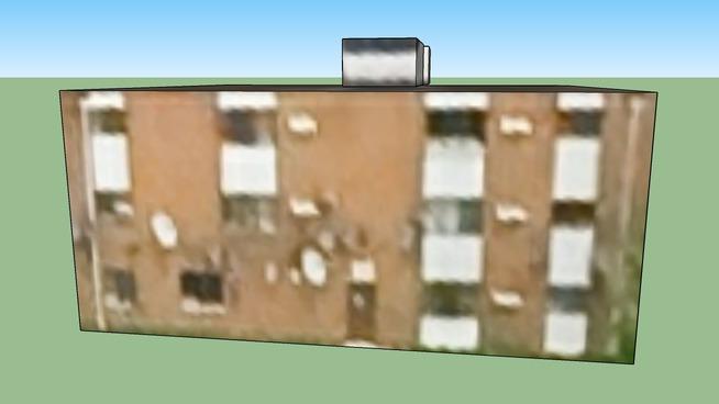 Bygning i Windsor, ON N9A 1T7, Canada