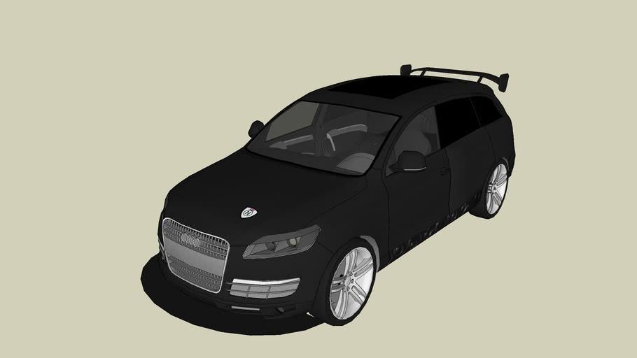 Audi NATETA RE-AMEMIA Q7 (EURO Racing League)