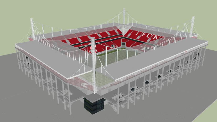 Stadion saalplan rhein energie Volksparkstadion sitzplan