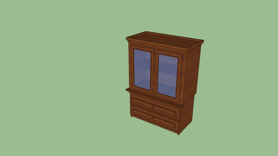 Basic Wood Cabinet