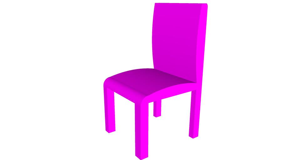 Chaise en Skai