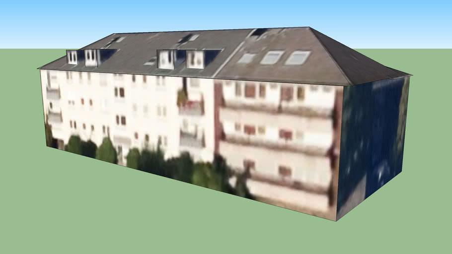Construção em Dortmund, Germany