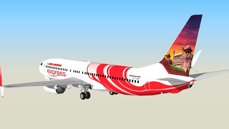 Air-India Express VT-AXJ