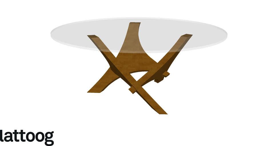 Mesa de Jantar Vela - Lattoog