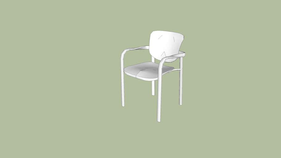 Haworth/Improv Guest Chair/M600-2110