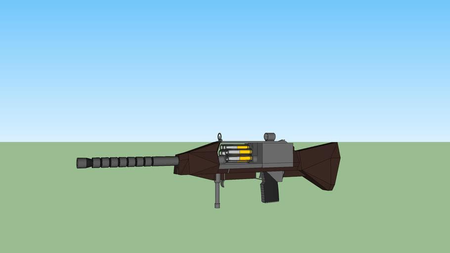 Fusil à Barillet Survivor 25,20