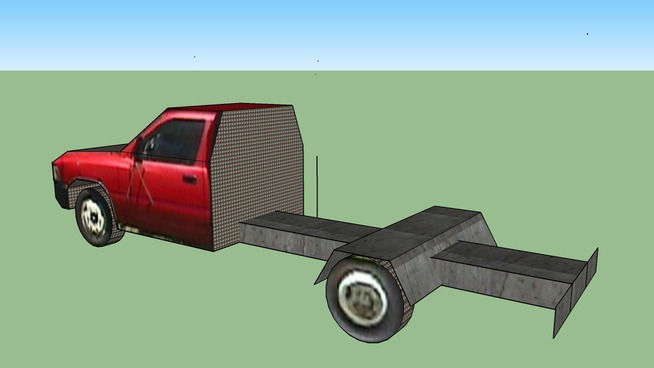 toyota truck chassis