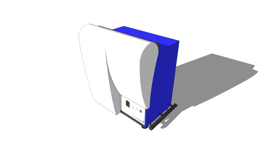 Menarini CellaVision 1200.skp