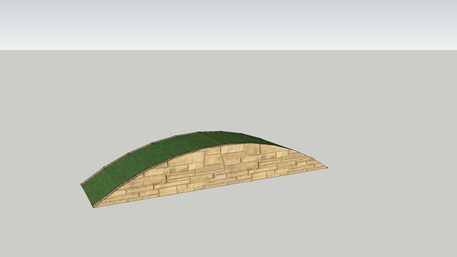 Grass structure