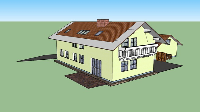 Krone - Wohnhaus in Bad Kötzting