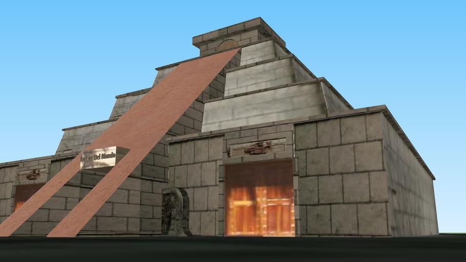 """Templo """"La Luz del Mundo"""" en San Pedro Sula, Honduras"""