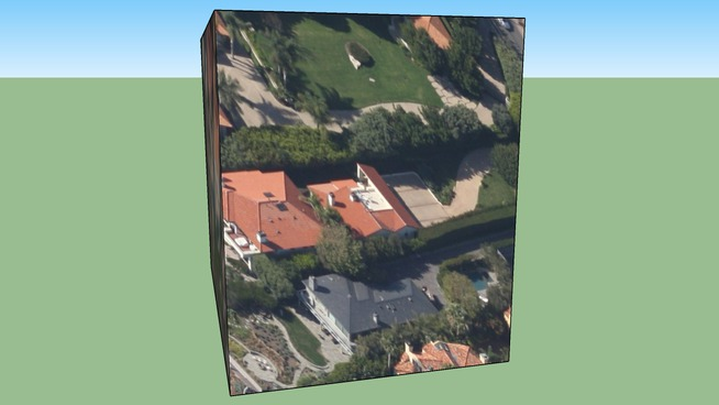 Gebäude in Agoura Hills-Malibu, Kalifornien, Vereinigte Staaten