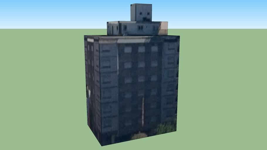 Building in Falucho 2101-2199, Mar del Plata, Buenos Aires Province, Argentina