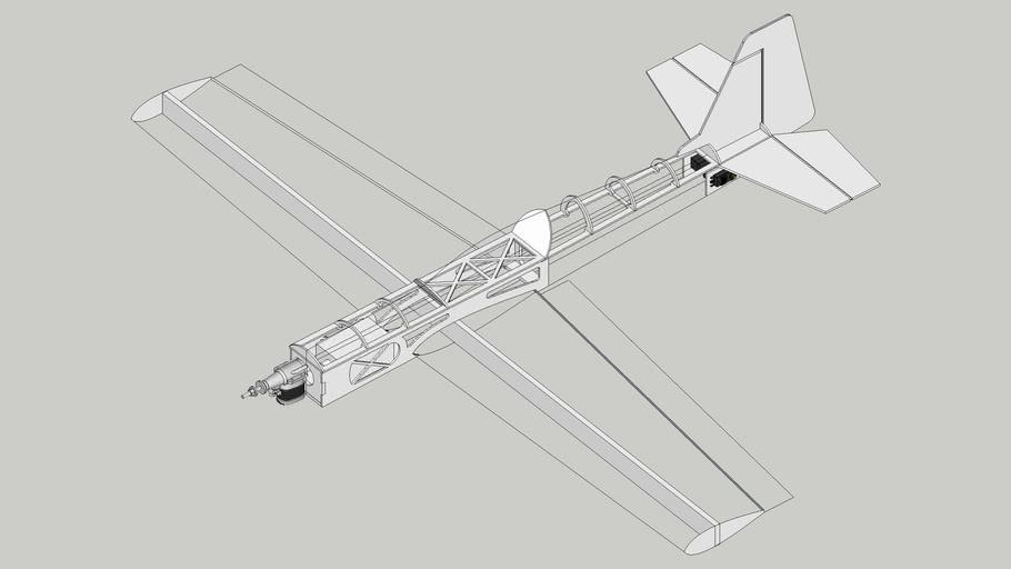 Aeromodelo WMA