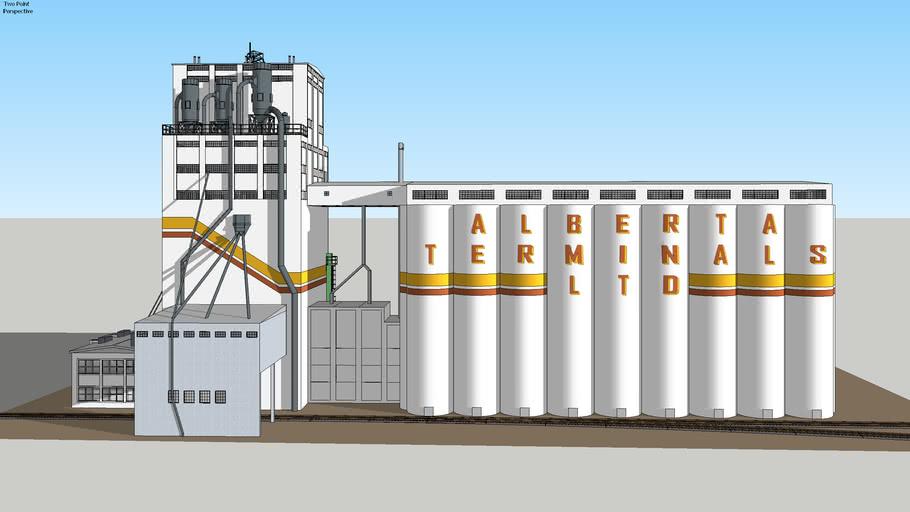 Alberta Terminals Ltd., Lethbridge, Alberta