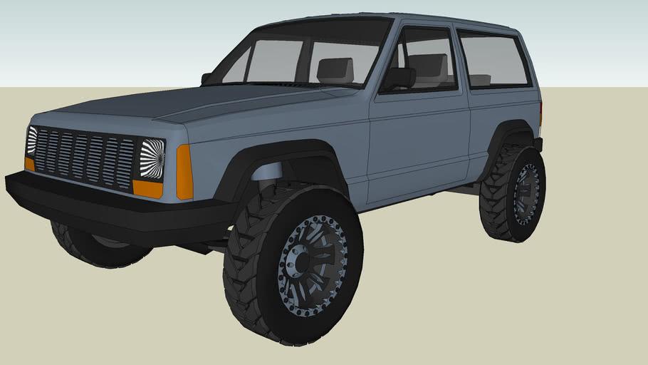 1997 Jeep Cherokee (modified)