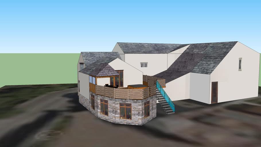 Combrew Farm (Main Cottage)