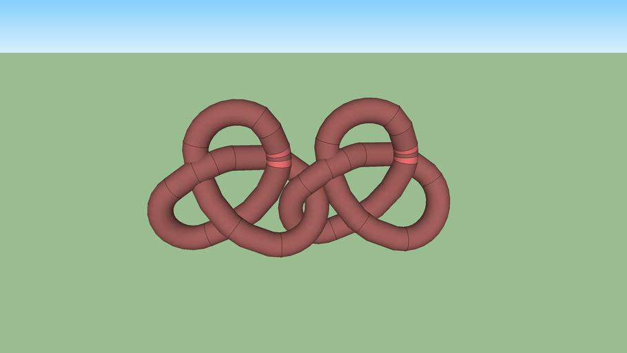 double Pretzel Knot
