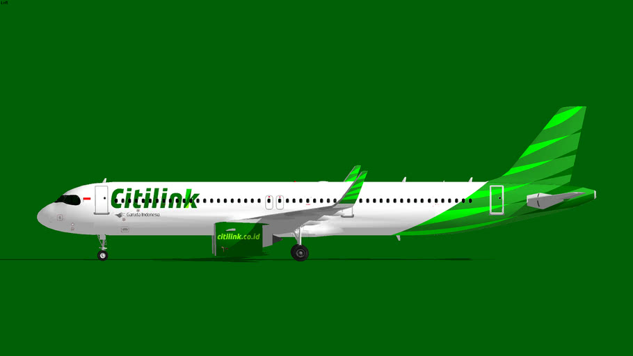 Citilink Airbus A321neo 2