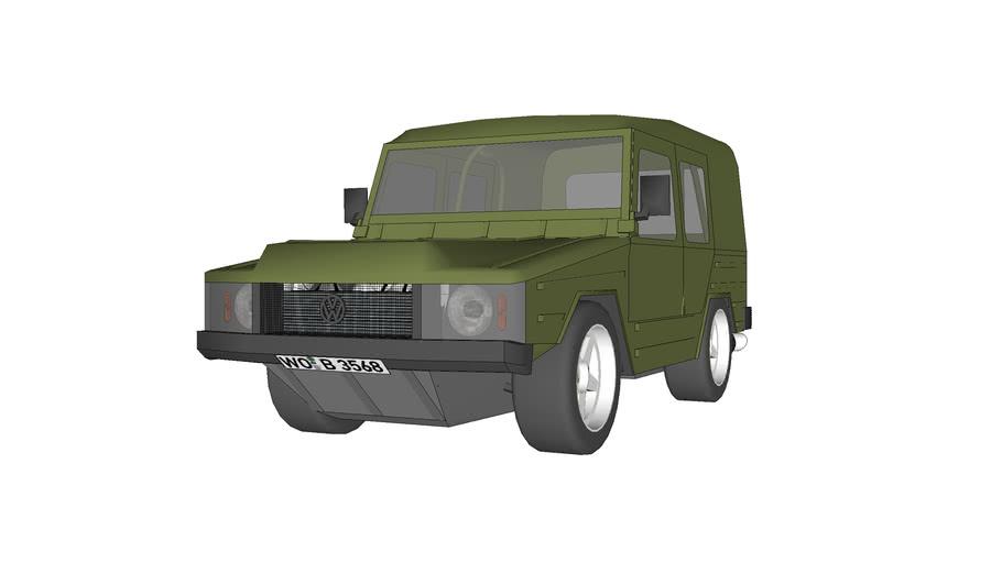 VW/Bombardier Iltis/Type 183