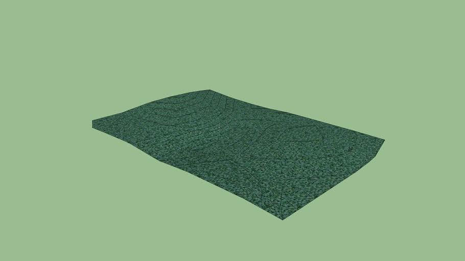 Curvas a partir de .jpg usando Autocad y Sketch UP