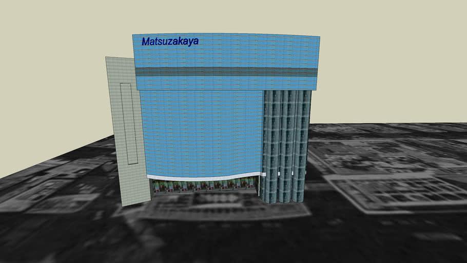 松坂屋 南館 Matsuzakaya South Annex