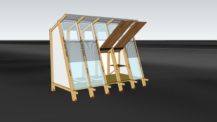 Flatpack architecture