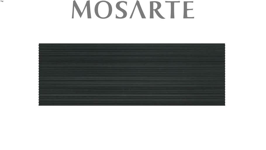 Mosarte Grafiatto Preto (702444)