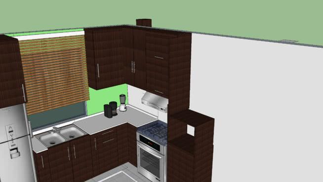 Sala comedor - Cocina