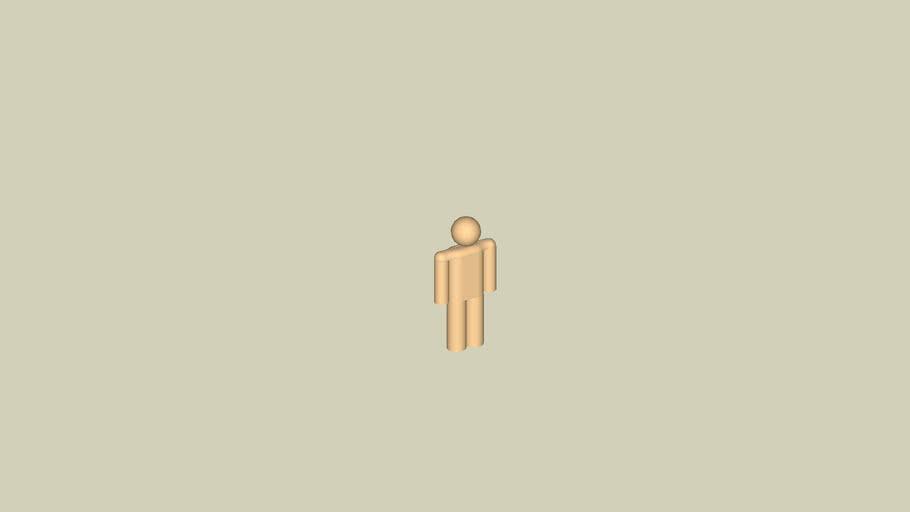 Figure, Man