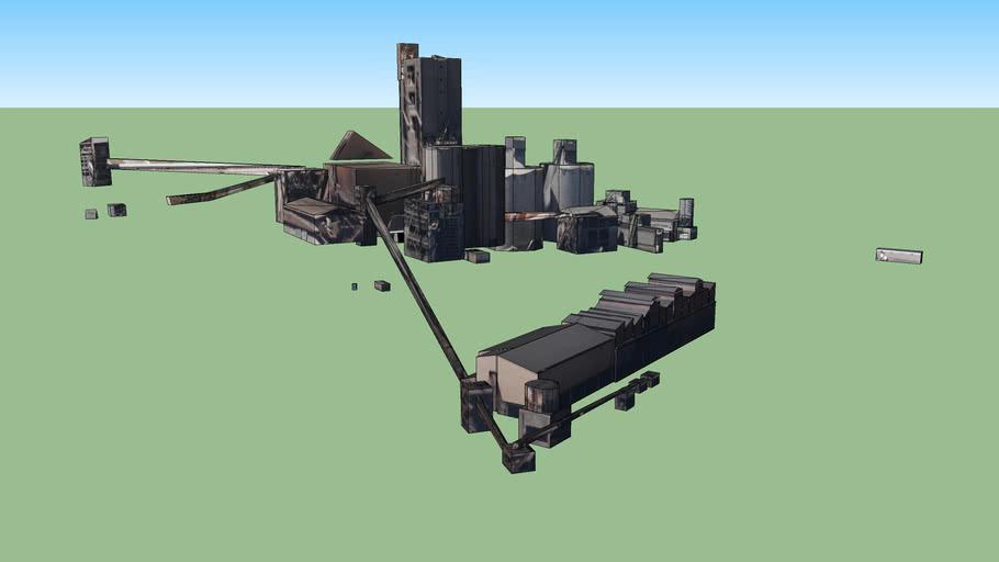 Lehigh Southwest Cement Permanente Plant