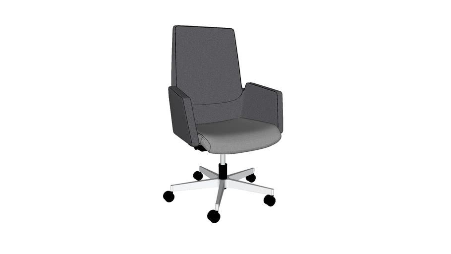 Swivel chair by Bejot - IN ACCESS AC 102