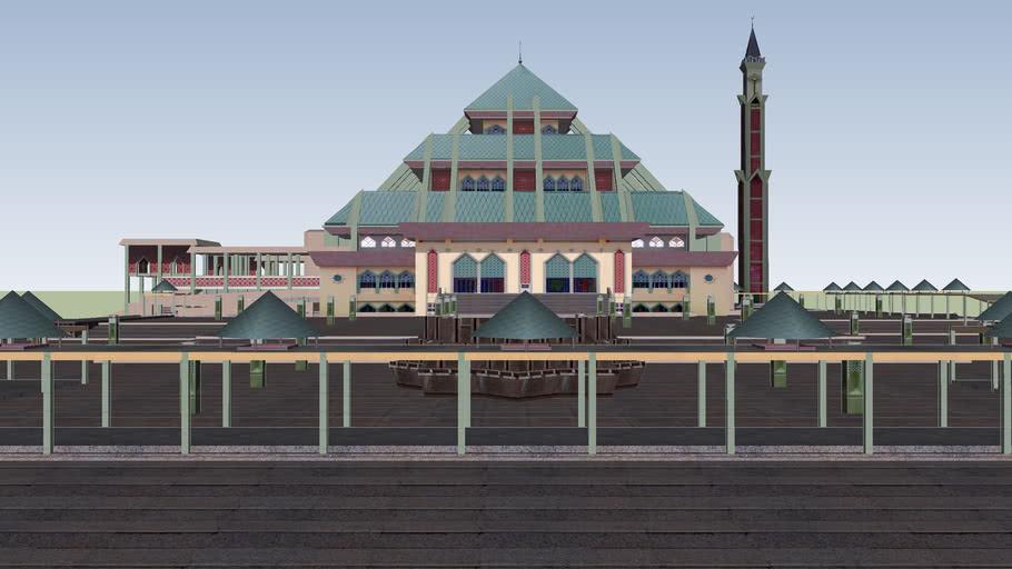 Masjid Raya, Batam