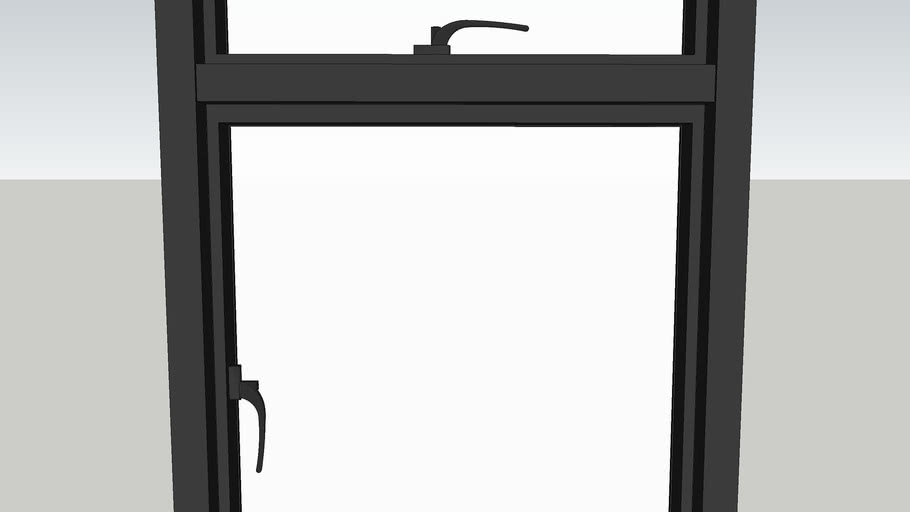 BTO AC Ledge Access Window