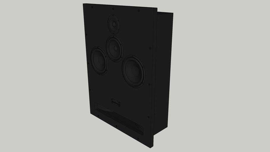 Waterfall Audio - LCR500 (screws)