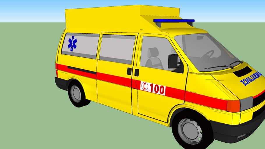 Ambulance Belgique