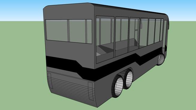 maxwell ready shiny BMW bus