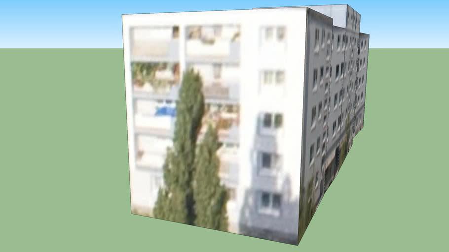Budynek w: Warszawa, Polska, Podchorążych 35