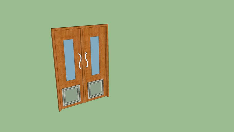 DOUBLE DOOR DESIGN
